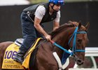 Gunnevera will be ridden in the Pegasus World Cup by Luis Saez