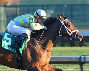 Road to Victory wins the Golden Rod Stakes at Churchill Downs