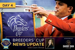 2017 Breeders' Cup News Update Day 4