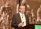 Dr. Dwayne Rodgerson voiced skepticism about popular theories at OwnerView's Thoroughbred Owner Conference