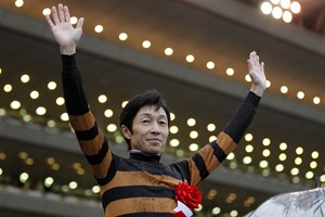 Yutaka Take is best known for being the rider of Deep Impact and Kitasan Black