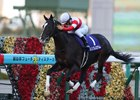 Danon Premium and jockey Yuga Kawada coast to victory in the Asahi Hai Futurity Dec. 17