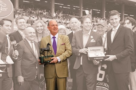 Fred Hertrich Iii Breeds And Trades Top Class Horses