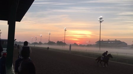 Video Still: Gun Runner - Fair Grounds - December 3, 2017