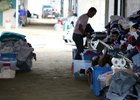 Donations piled up at Del Mar