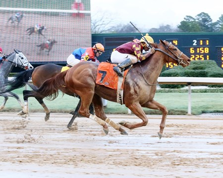 Rated R Superstar - AOC, Oaklawn Park, January 27, 2018