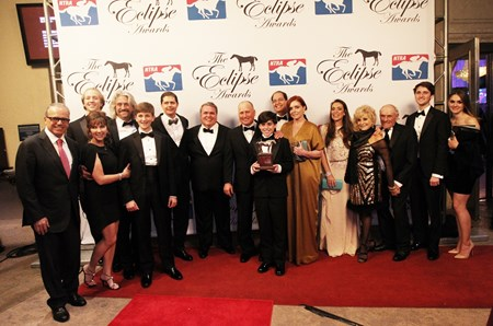 Eclipse Awards  2017 Horse of the Year  Gun Runner's Connections