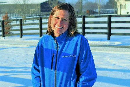 Laura Haag will coordinate sales efforts for Endeavor Farm