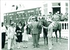 Hoop, Jr. after the 1945 Kentucky Derby