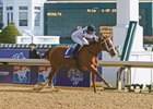 Dreaming of Anna wins the 2006 Breeders' Cup Juvenile Fillies