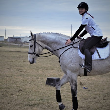 The Pamplemousse - Edgeview Equestrian Center - January 31, 2018