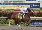 Take Charge Paula wins the Forward Gal Stakes at Gulfstream Park