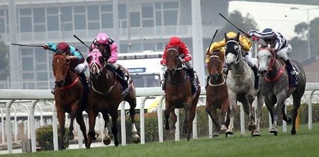 Beauty Generation wins the 2018 Queen's Silver Jubilee Cup