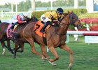 Ring Weekend wins his season debut at Gulfstream Park