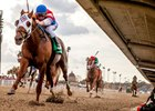 The Player wins the Mineshaft Handicap