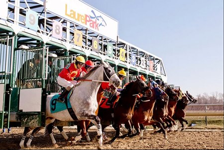 The March 2 card has been cancelled at Laurel Park