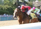 Dance Caller wins the 2009 Northern Spur at Oaklawn Park