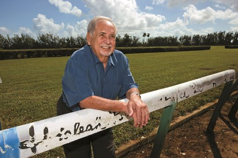 Hialeah Park Owner John Brunetti Dies At 87 Bloodhorse
