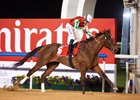 North America wins the Al Maktoum Challenge Round 3 at Meydan