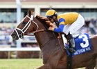 Hi Happy wins the Pan American Stakes at Gulfstream Park