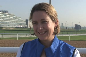 Dubai World Cup: Lisa-Jane Graffard - Talismanic
