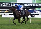 Kementari wins the Randwick Guineas