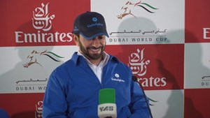Saeed bin Suroor - Dubai World Cup - March 29, 2018