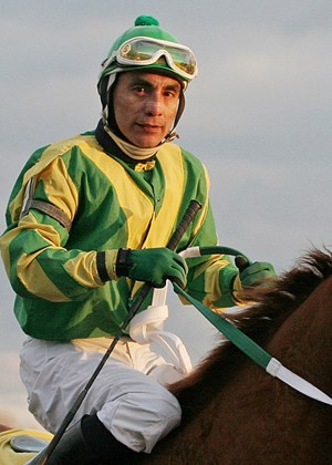 Jose Luis Flores is the all-time earnings leader at Parx Racing