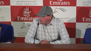 Dubai World Cup: Chad Summers - Mind Your Biscuits