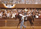 Franklin and Spectacular Bid after 1979 Preakness Stakes