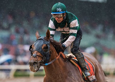 Accelerate Tops Week S Equibase Speed Figures Bloodhorse