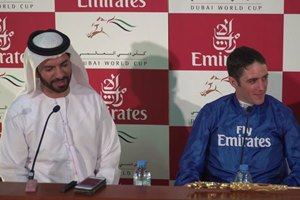 Dubai World Cup Press Conference