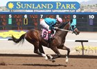 Hustle Up easily breaks his maiden at Sunland Park
