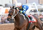 Runaway Ghost takes the Sunland Derby by 2 3/4 lengths at Sunland Park