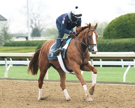 Good Magic - Keeneland - April 4, 2018