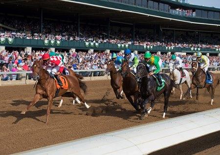 Keeneland Expands Spring Meet Bloodhorse