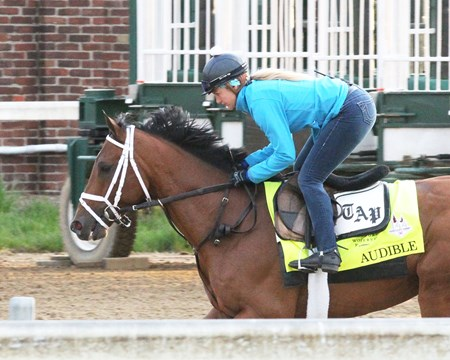 Audible - Gallop - Churchill Downs - 042618