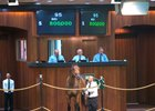Hip 95, a filly by Quality Road, brought $800,000