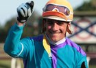 Jorge Ricardo will ride in the April 21 Elkhorn Stakes at Keeneland