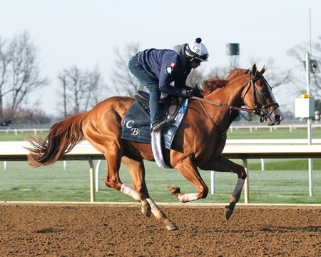 Good Magic - Keeneland - 04-05-2018