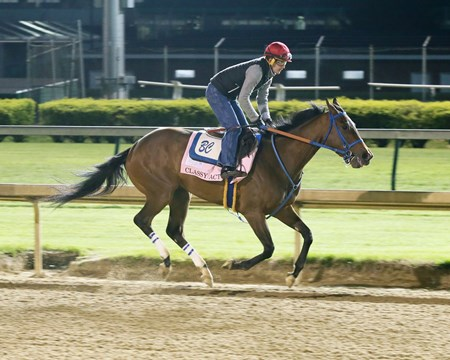 Classy Act - Work - Churchill Downs - 042118