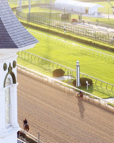 Good Magic - Work - Churchill Downs - 042818