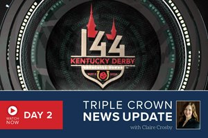 2018 Triple Crown News Update Day 2