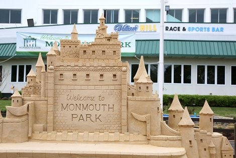 Monmouth Park To Launch Sports Wagering June 14 Bloodhorse