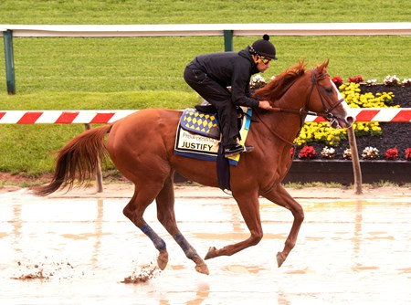 Justify - Pimlico, May 17, 2018