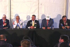 Preakness Stakes Press Conference