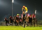 Southern Legend captures the Kranji Mile at Kranji Racecourse