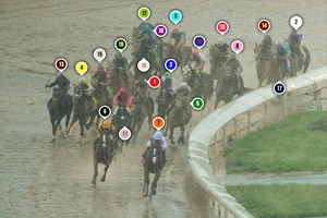 Derby Race Sequence