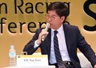 Kim Nag Soon, chairman and CEO of the Korea Racing Authority