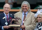 Hall of Fame trainer Steve Asmussen reached 8,000 career victories May 5 at Churchill Downs